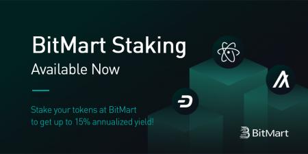 BitMart Staking Promotion