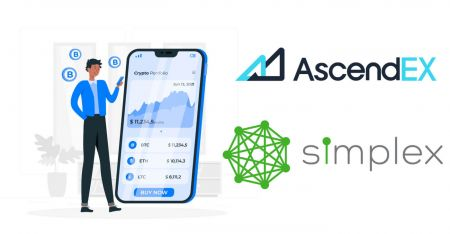 How to Buy Crypto with Simplex for Fiat Payment in AscendEX