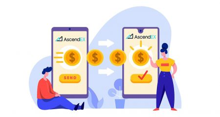 How to Register and Withdraw Crypto at AscendEX