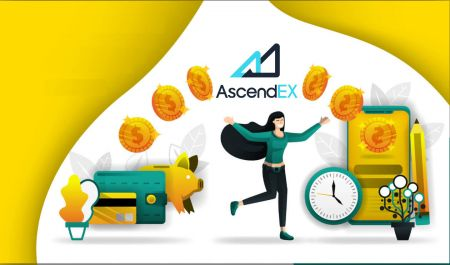 How to Sign in and Withdraw Crypto from AscendEX