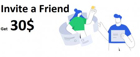 OKEx Invite a Friends Promotion - Get $30