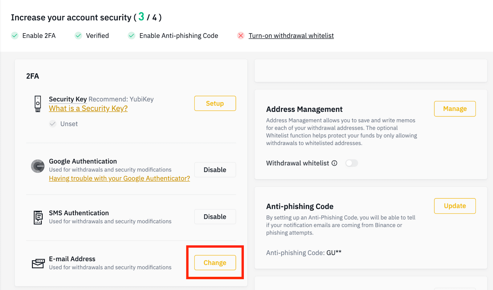 How to Open Account and Sign in to Binance