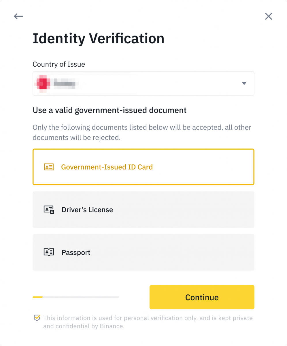 How to Register and Verify Account in Binance