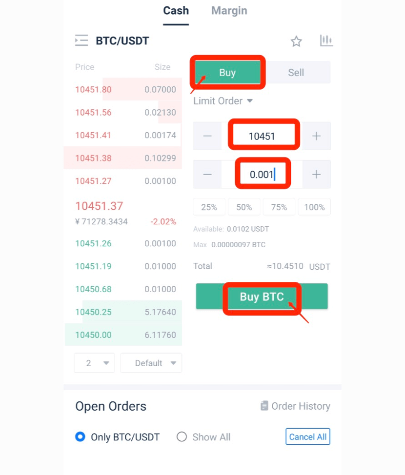 How to Register and Trade Crypto at AscendEX
