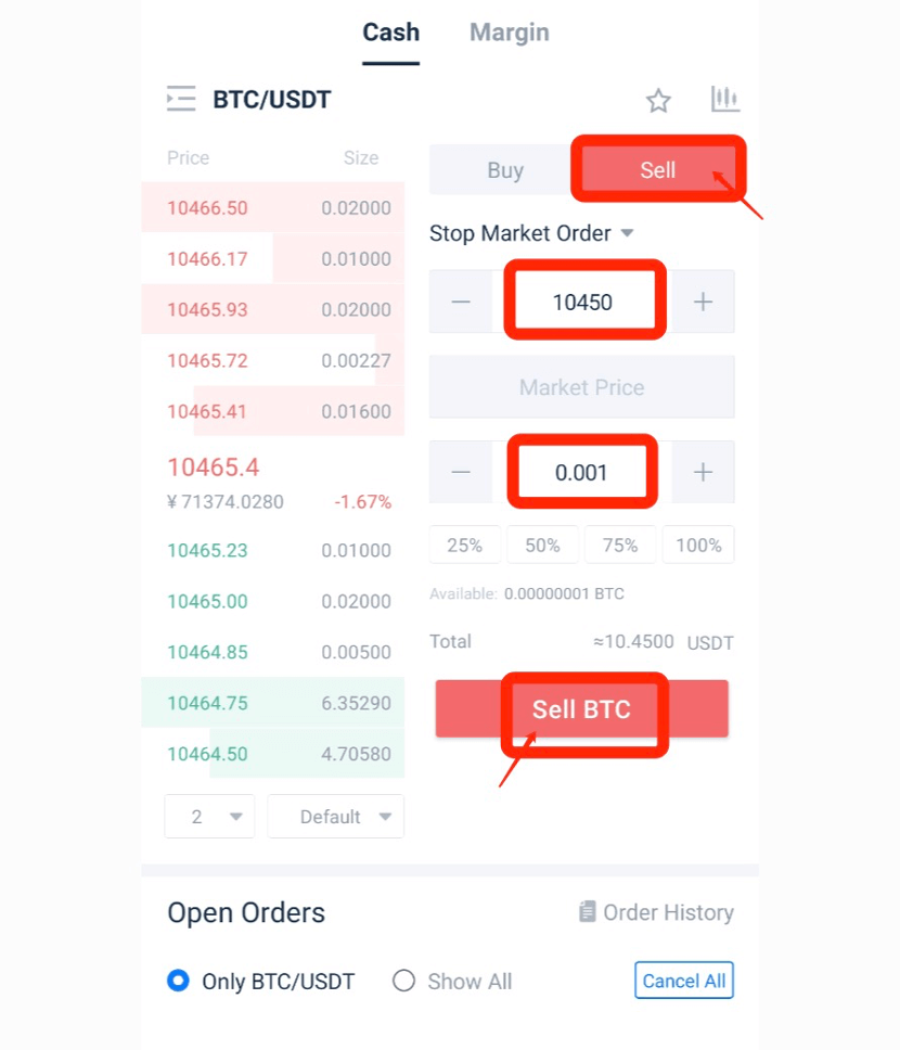 How to Trade Crypto in AscendEX